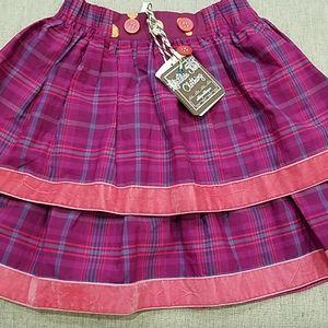 NWT Matilda Jane Misha Skirt  Size 6
